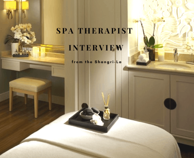 Article interview masseuse